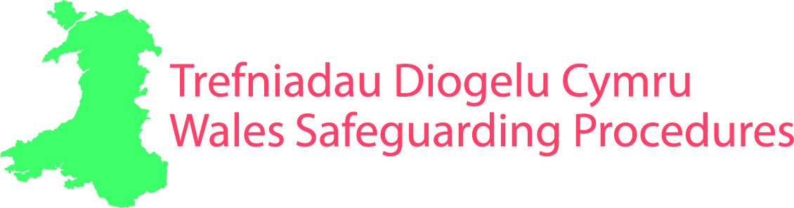 Logo Wales Safeguarding Procedures