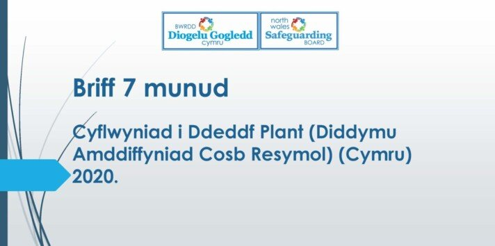 Cyflwyniad i Ddeddf Plant (Diddymu Amddiffyniad Cosb Resymol) (Cymru) 2020.